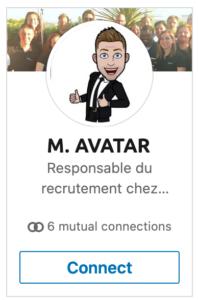 avatar profil photo linkedin homme 2020