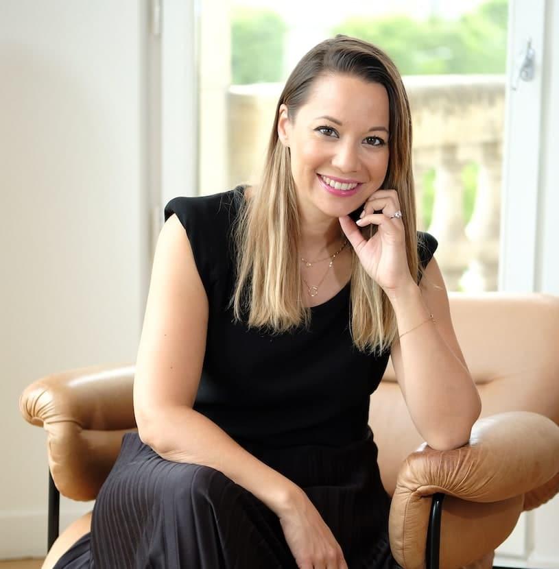 portrait professionnel femme d'affaires